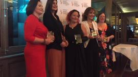 Recognising Women in Engineering with the NCE