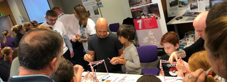 Civil engineering family fun day