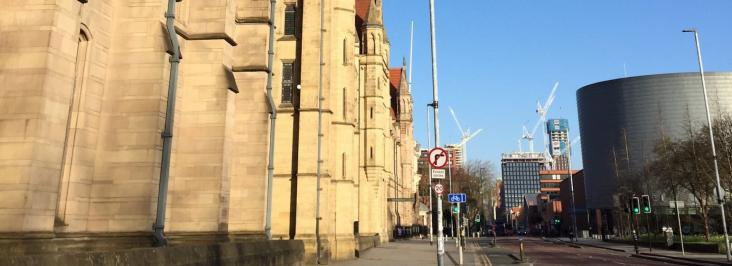 The Impact of COVID-19 on Transport in Manchester