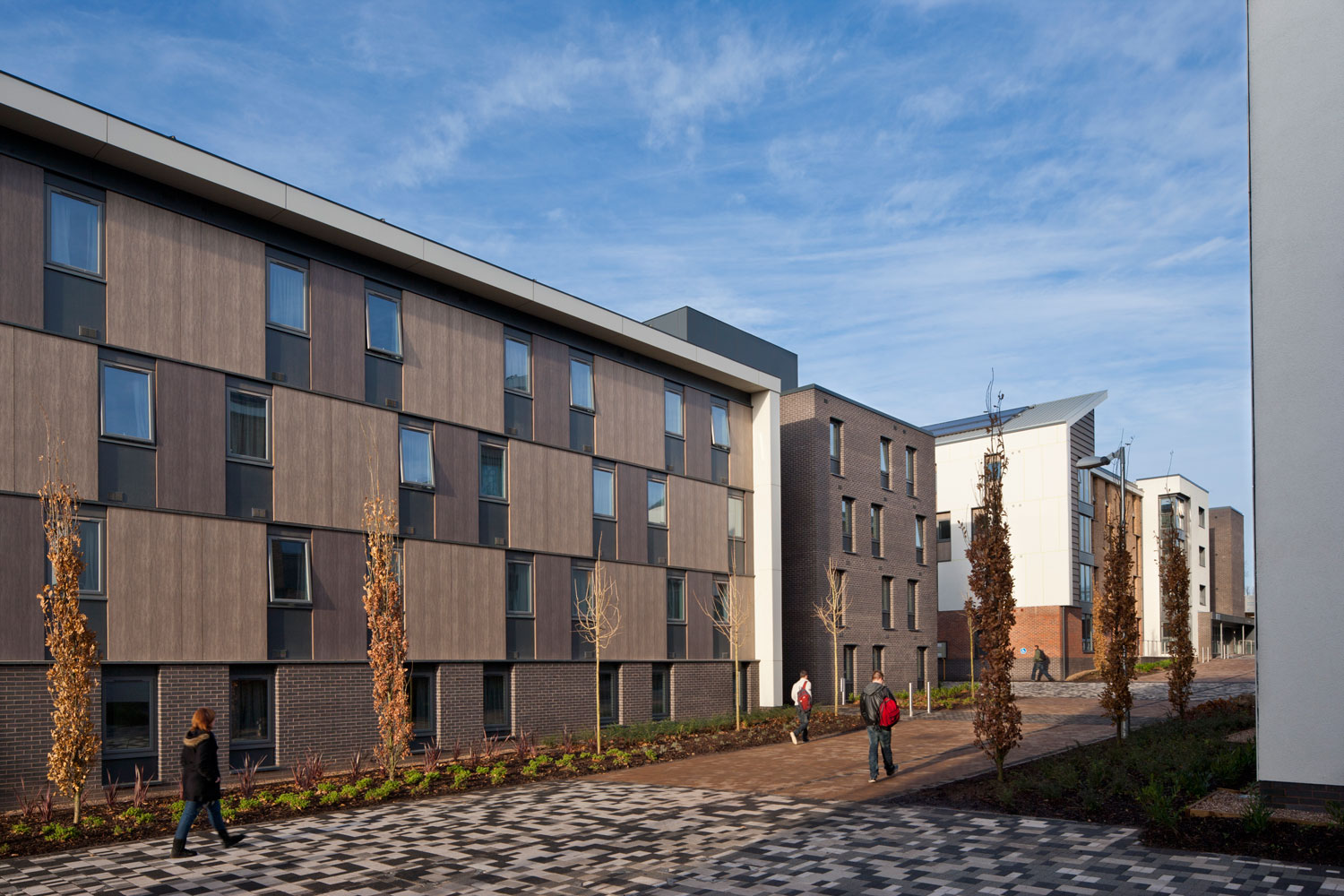 New Hall u2013 Clifton C&us Nottingham Trent University & New Hall Nottingham Trent University | Student Accommodation ...